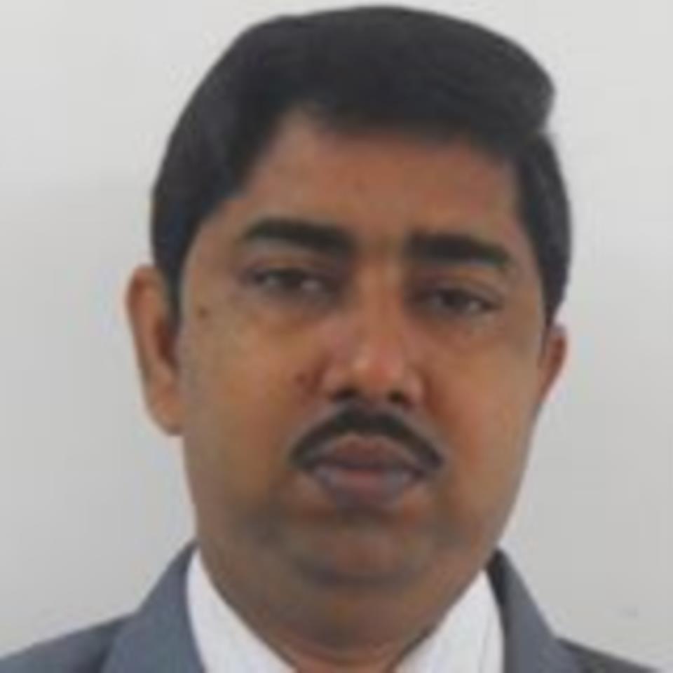 Dr. Arghya Sarkar