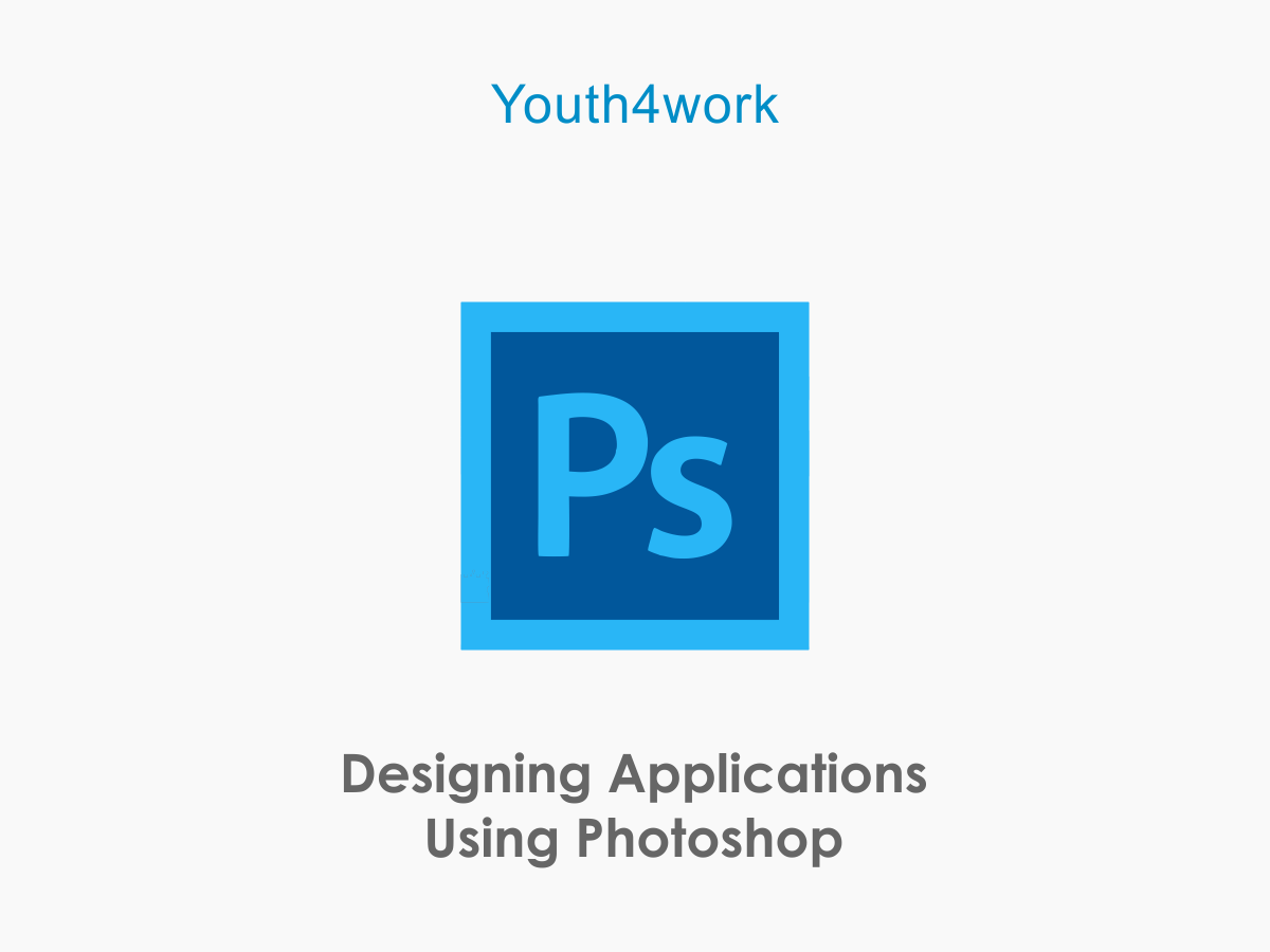 Designing Applications Using Photoshop