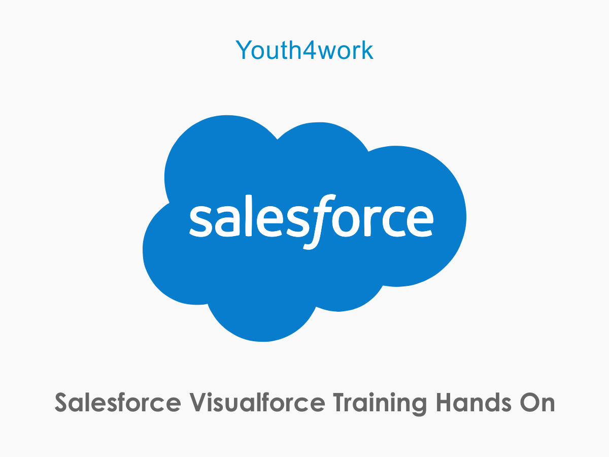 Salesforce Visualforce Training Hands on!