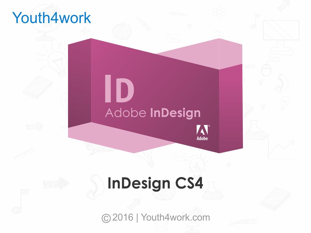 InDesign CS4