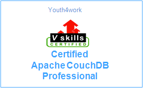 Vskills Certified Apache CouchDB Professional