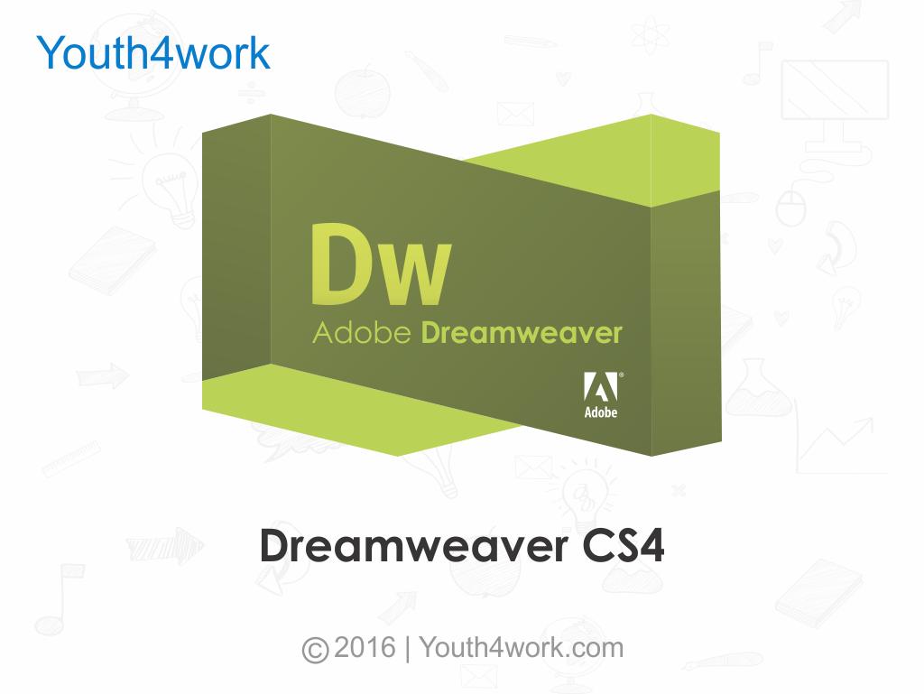 Dreamweaver CS4 Training