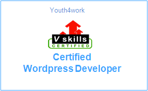 Vskills Certified Wordpress Developer