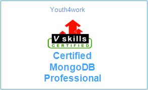 Vskills Certified MongoDB Professional