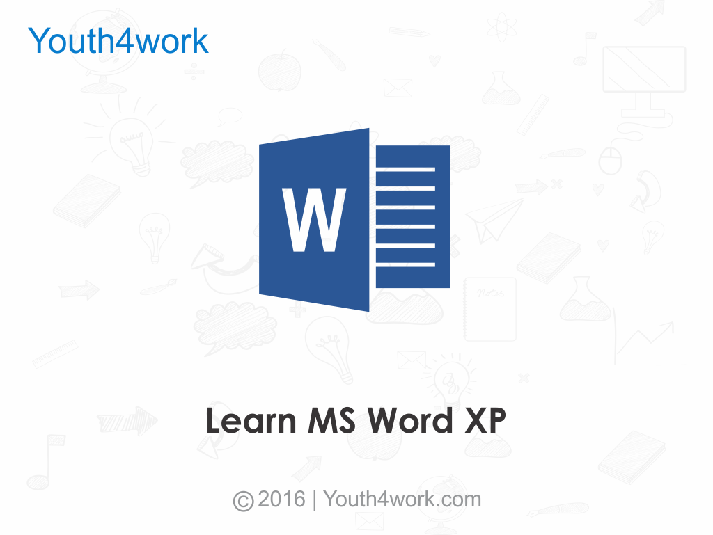 MS Word XP