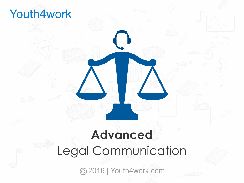 Advanced Legal Communication