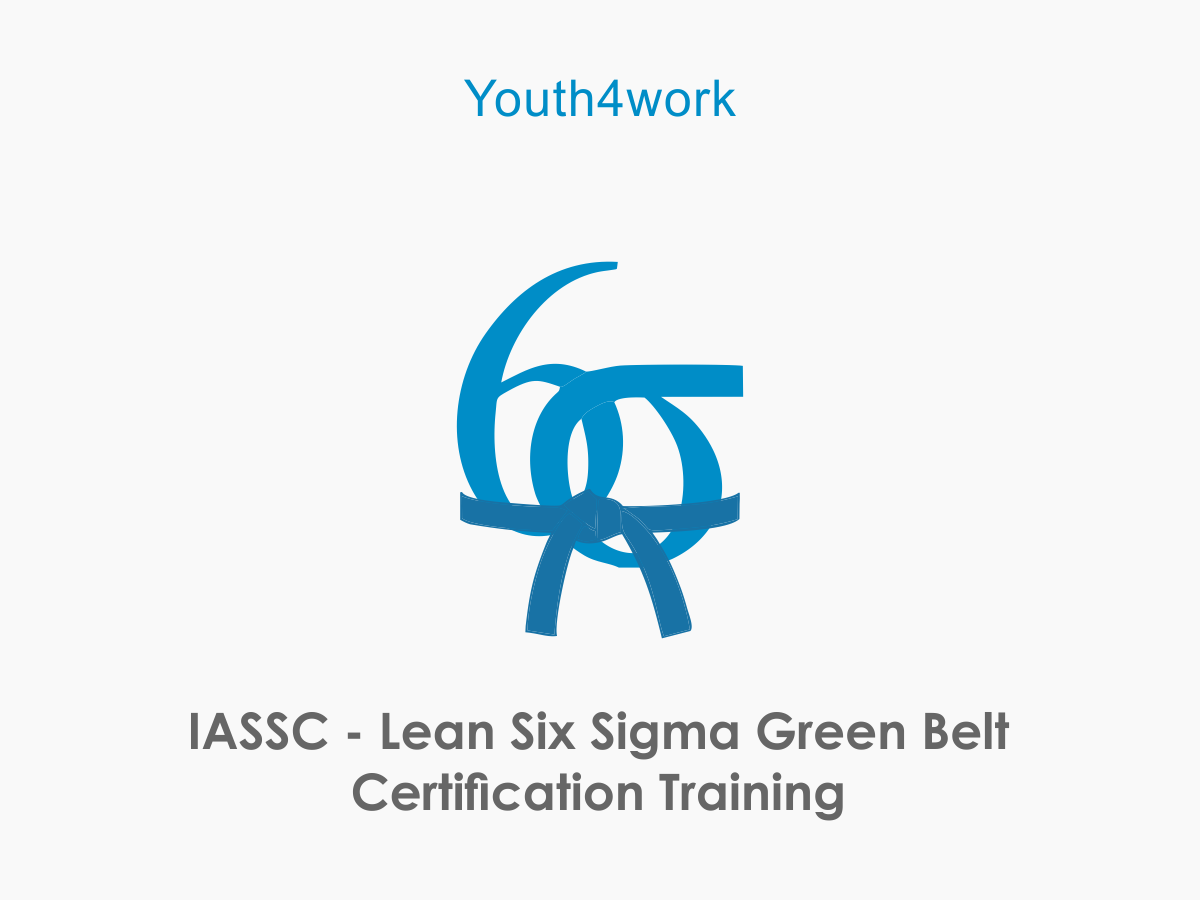 IASSC - Six Sigma Green Belt  Training