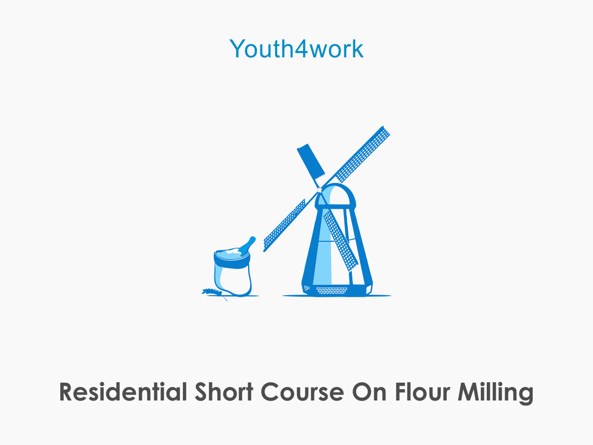 Residential Short Course On Flour Milling