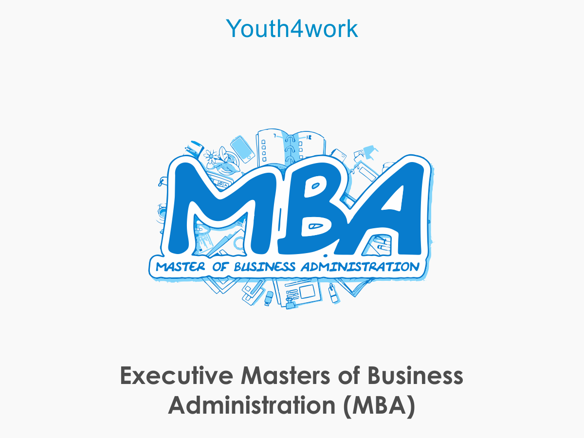 Executice Masters of Business Administration MBA