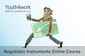 Negotiable Instruments Online Course