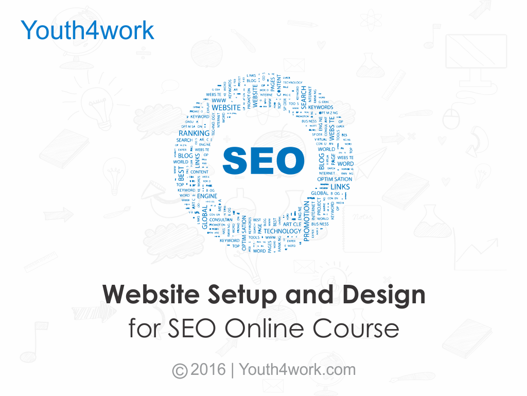 Website Setup and Design for SEO