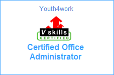 VSkills Certified Office Administrator