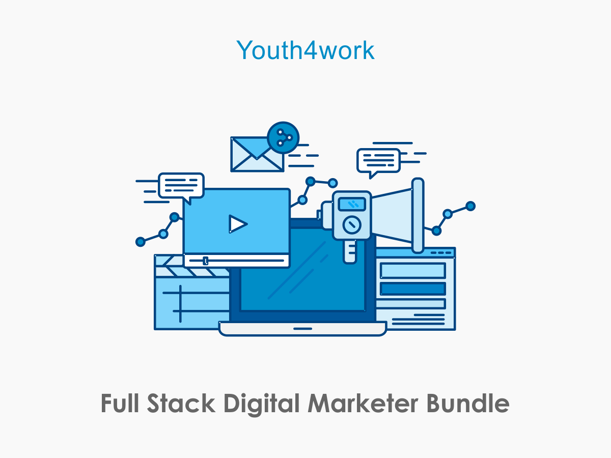 Full Stack Digital Marketer Bundle
