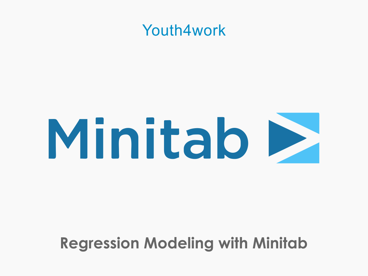 Regression Modeling with Minitab
