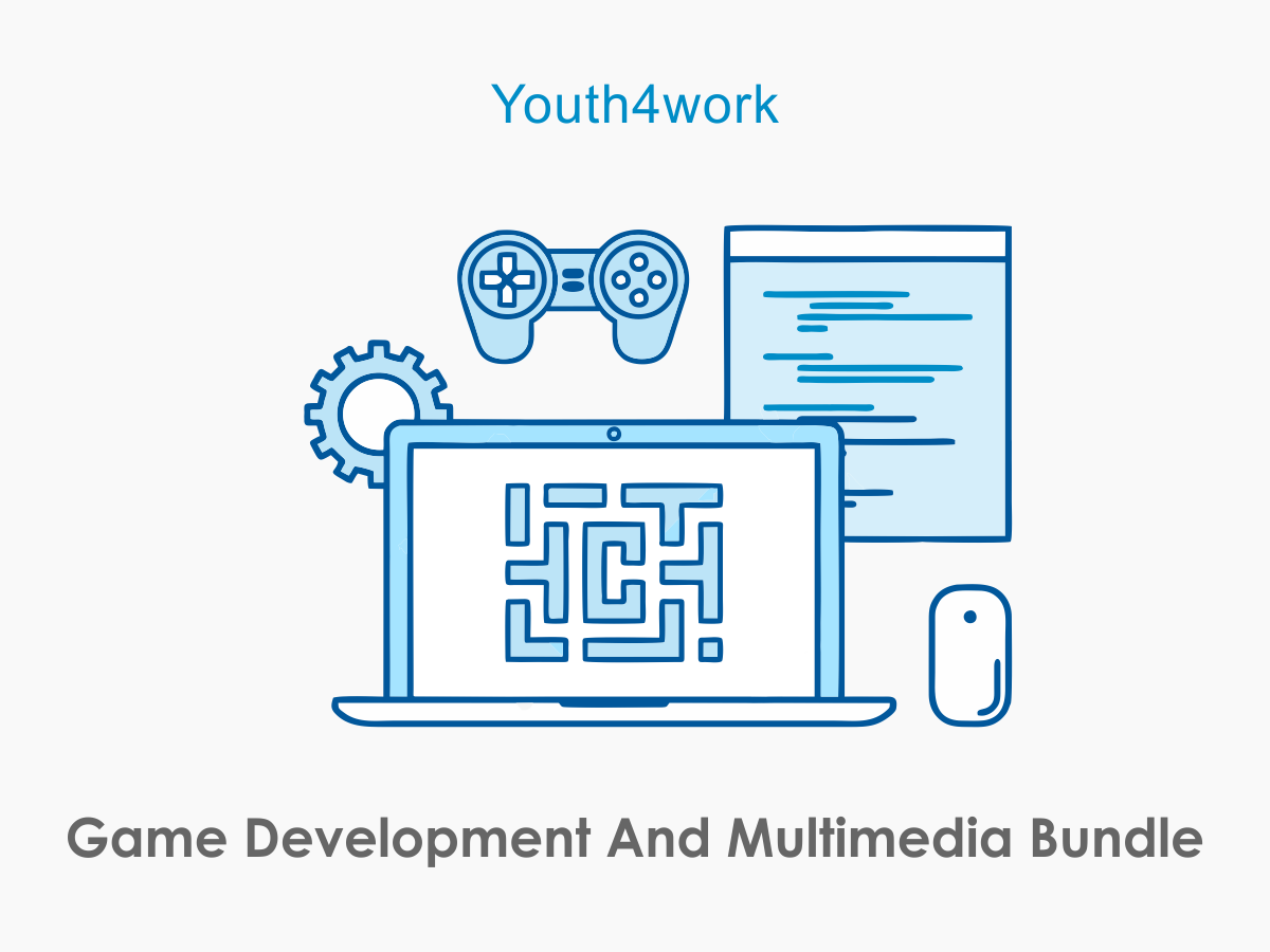 Game Development and Multimedia bundle