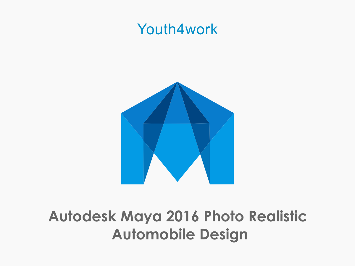 Maya 2016 - Photo Realistic Automobile Design
