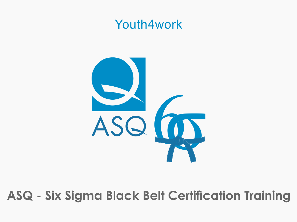 ASQ - Six Sigma Black Belt Training