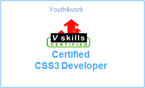 Vskills Certified CSS3 Developer