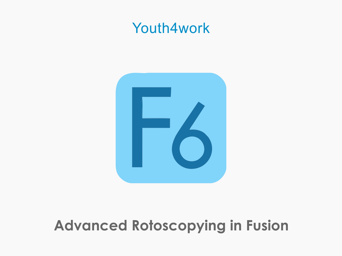 Advanced Rotoscopying in Fusion