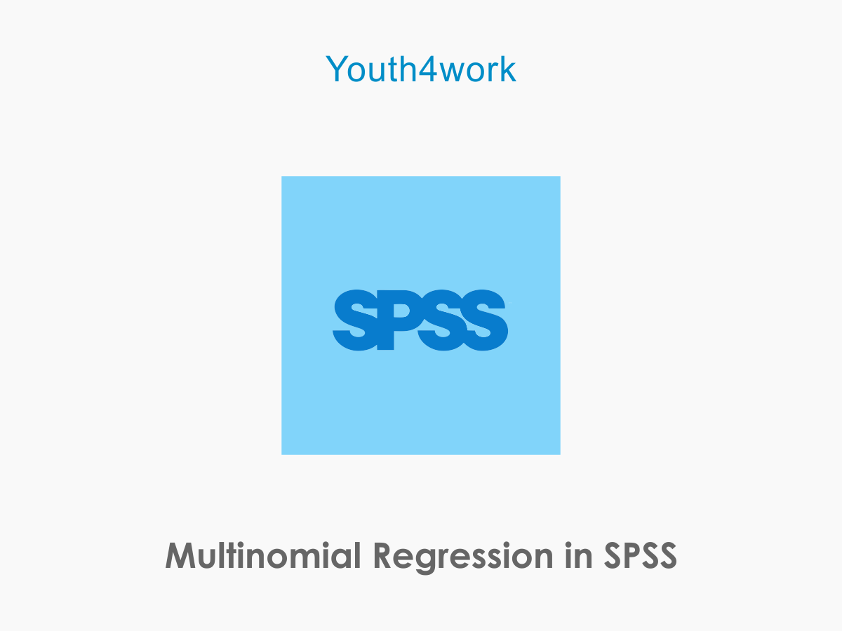 Multinomial Regression in SPSS