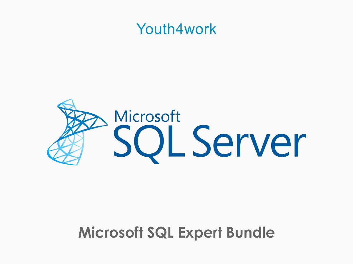 Microsoft SQL Expert Bundle
