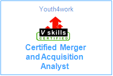 Vskills Certified Merger and Acquisition Analyst