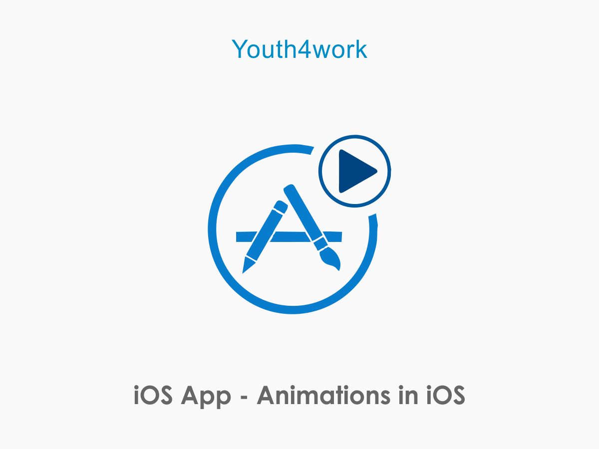 iOS App Animations