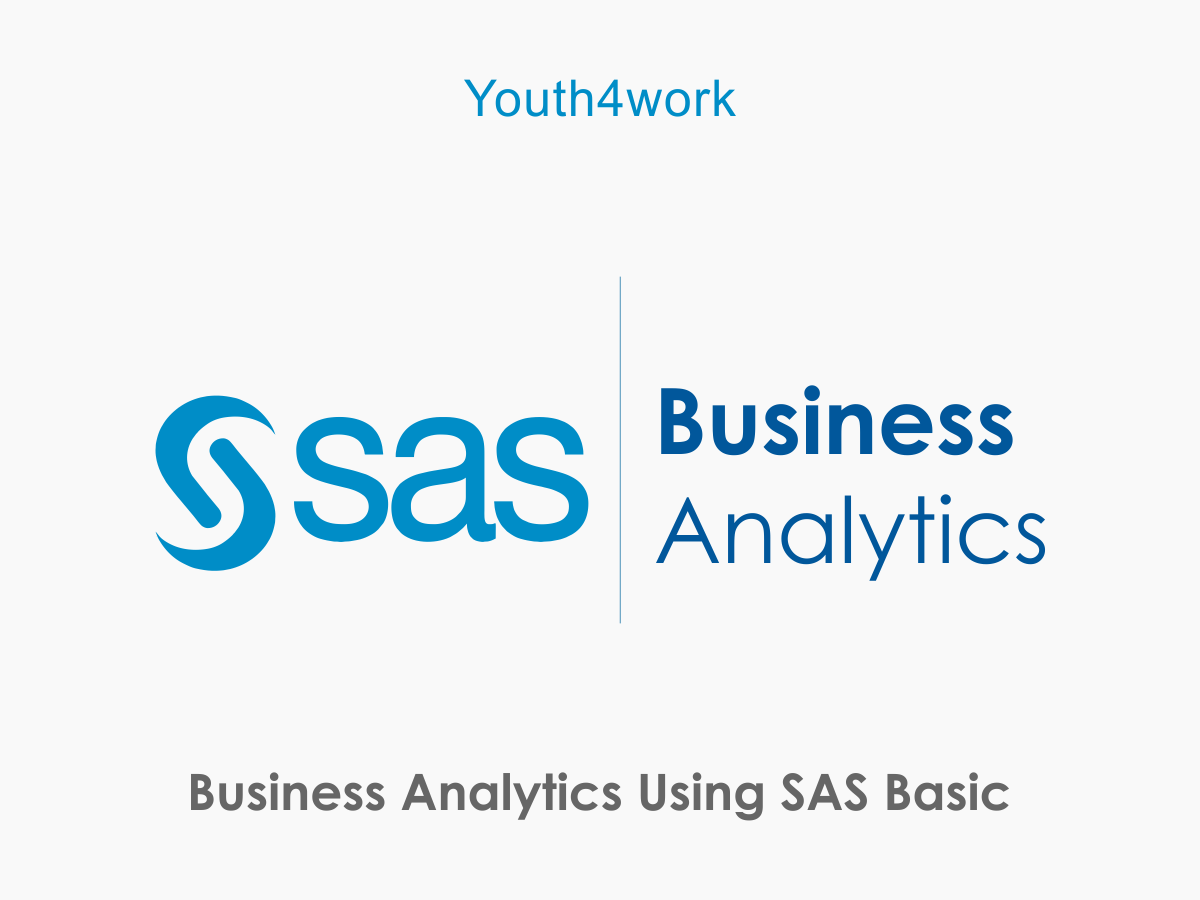 Business Analytics using SAS Basic