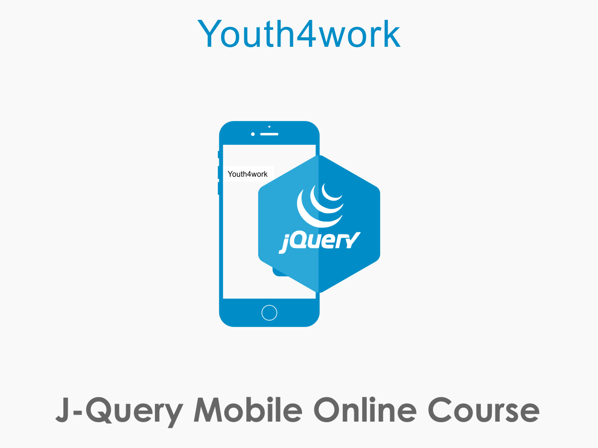 J-Query Mobile Online Course