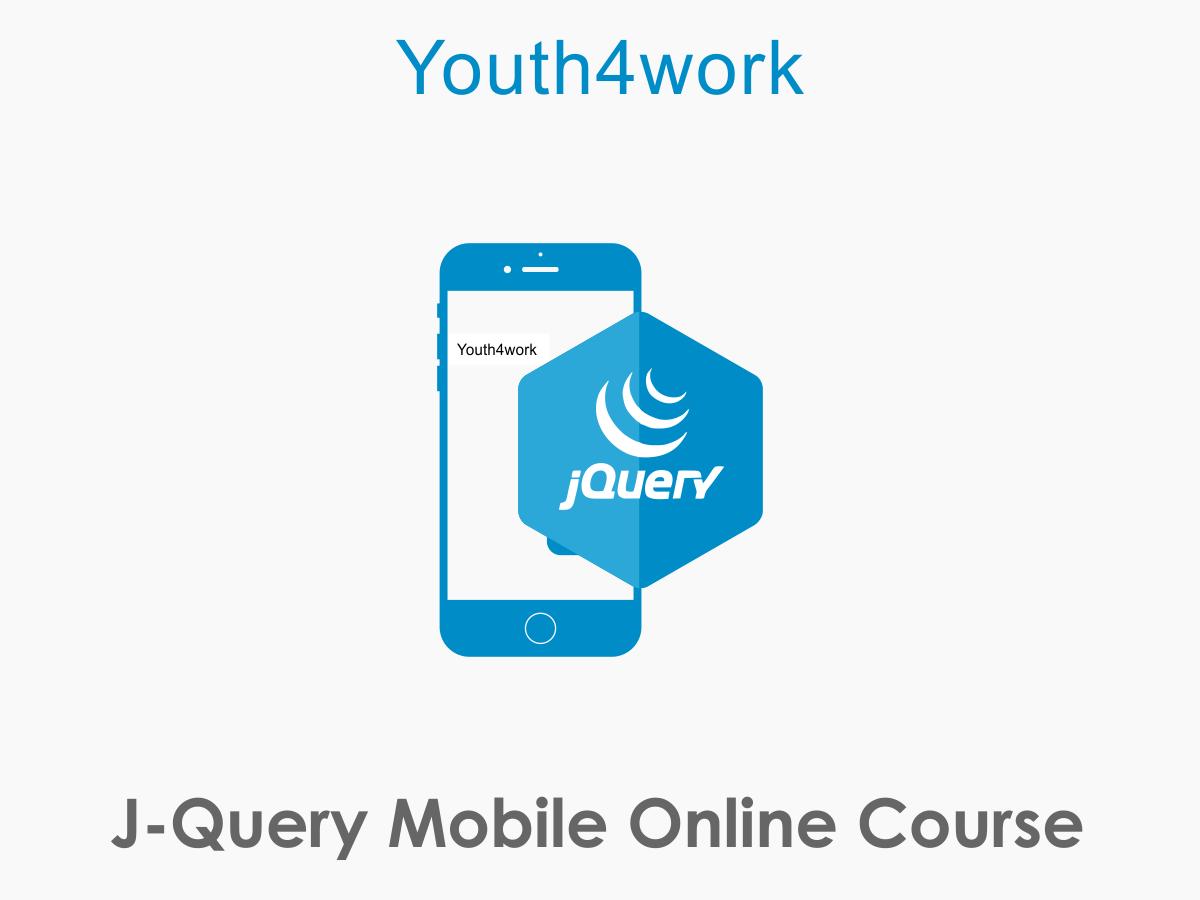 J-Query Mobile Online Course