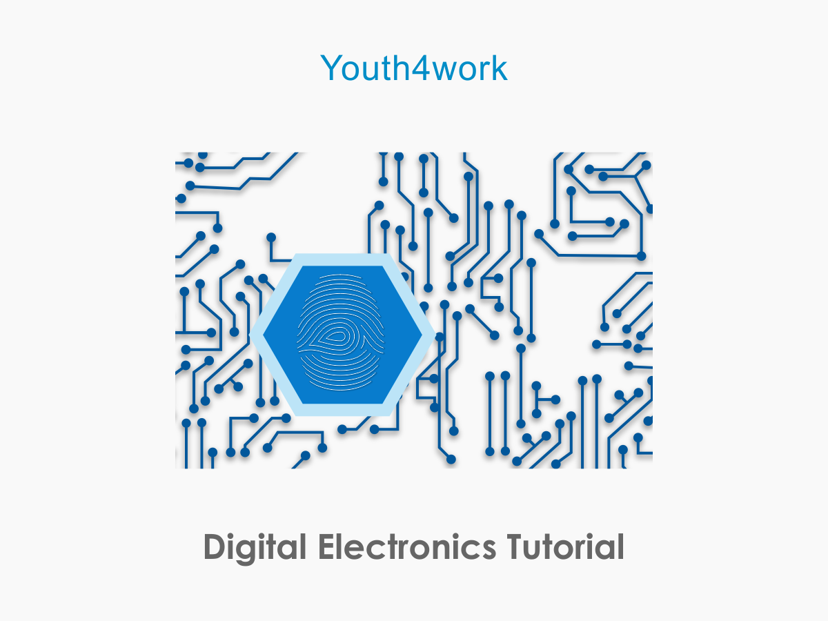 Digital Electronics Analogue To Conversion Tutorial Circuits Sequential Logic Semiconductors And Circuit
