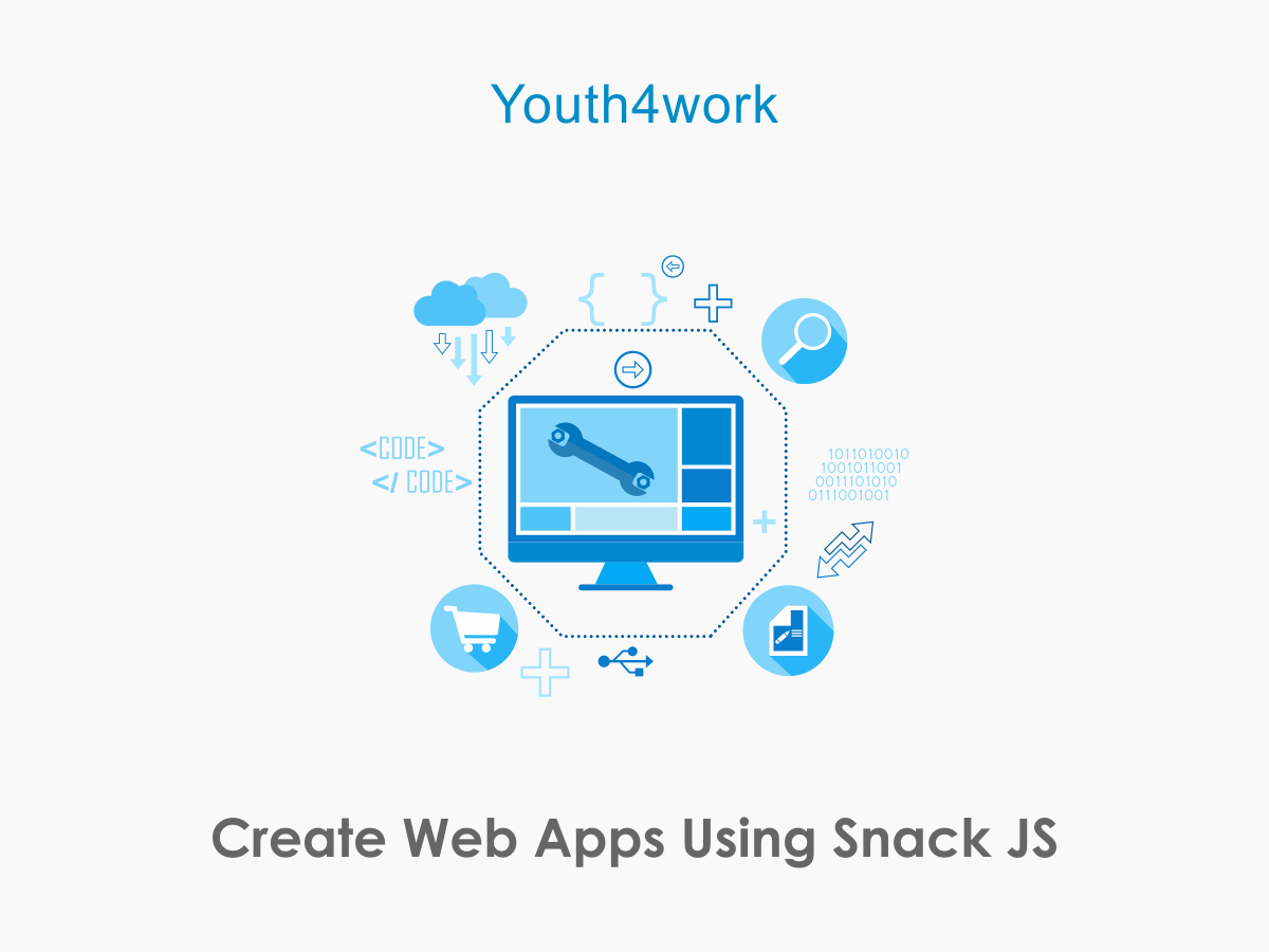 Web Apps Using Snack JS