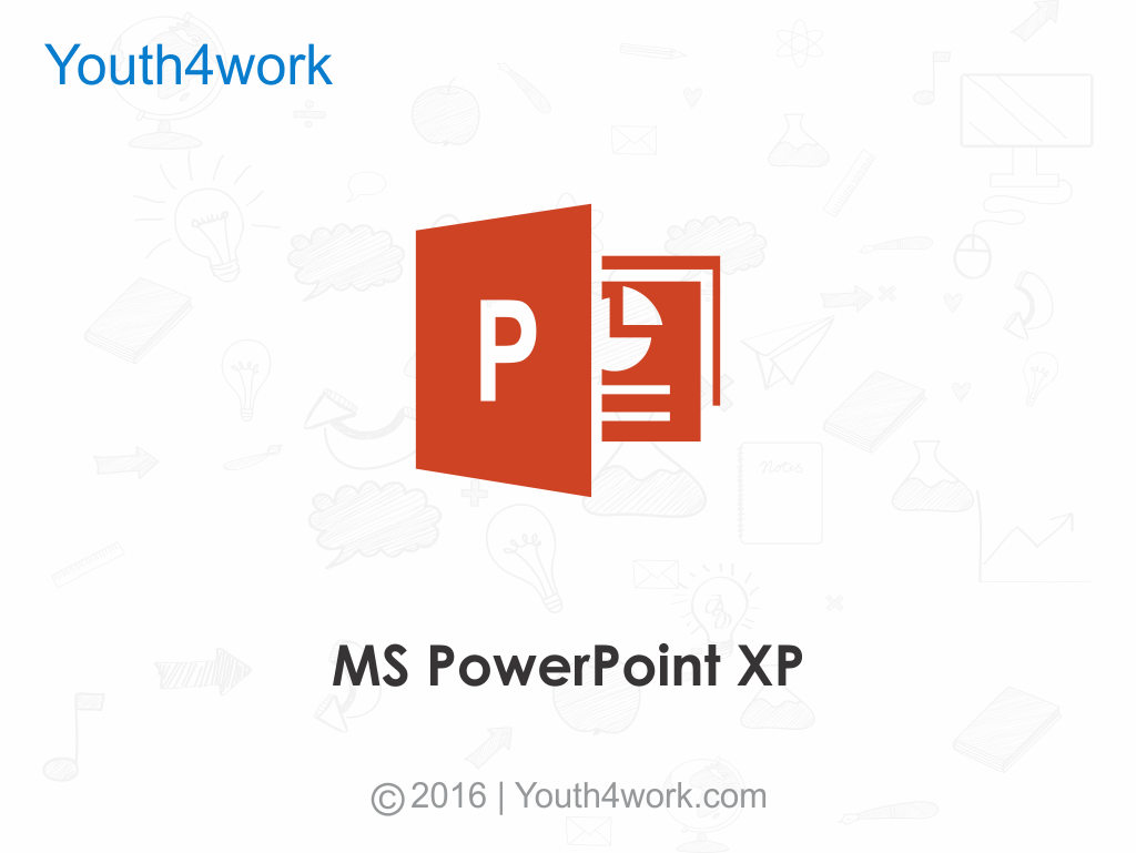 MS PowerPoint XP