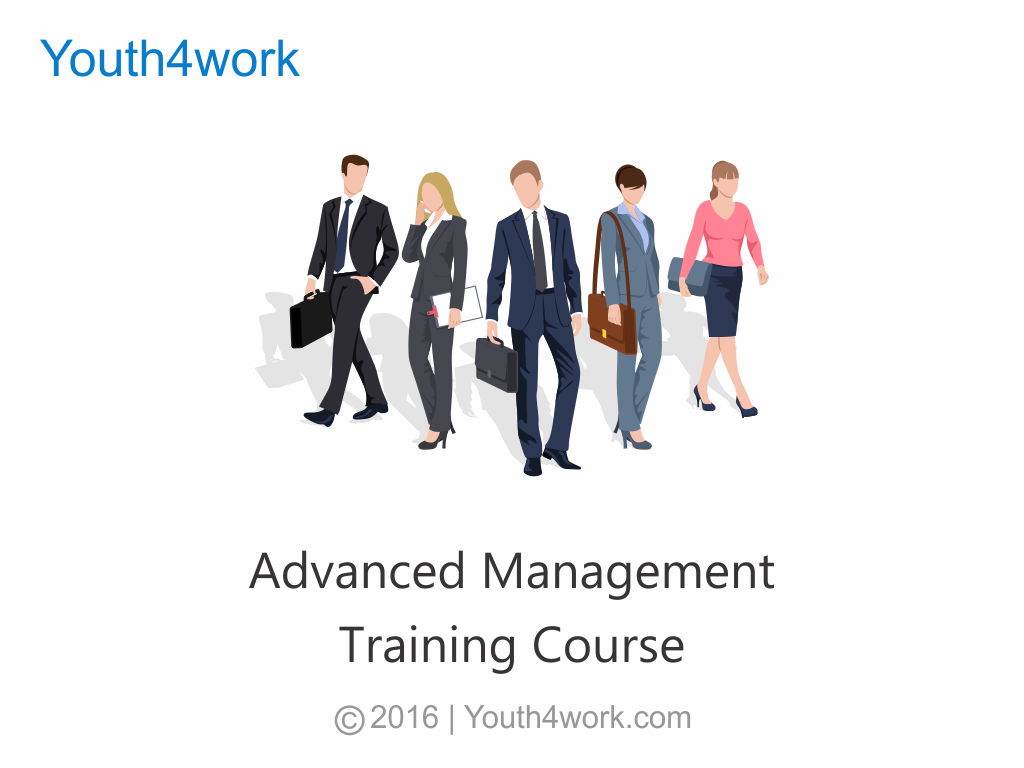 Advanced Management Training