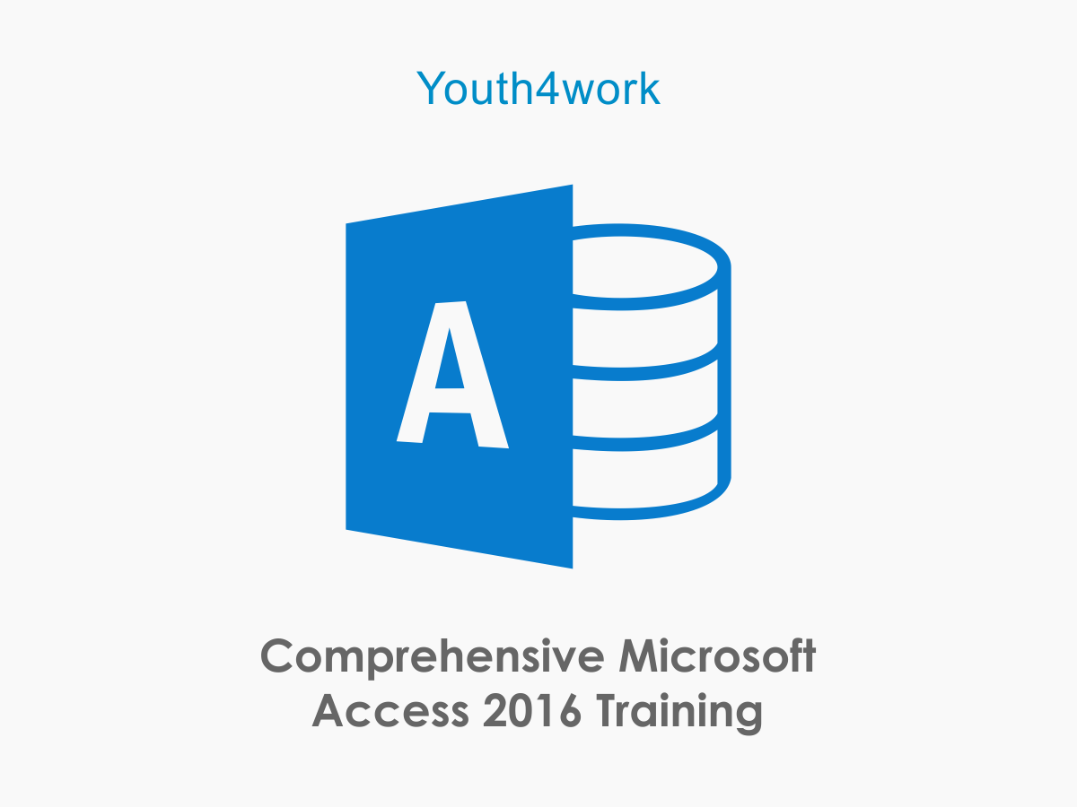 Access 2016 Training