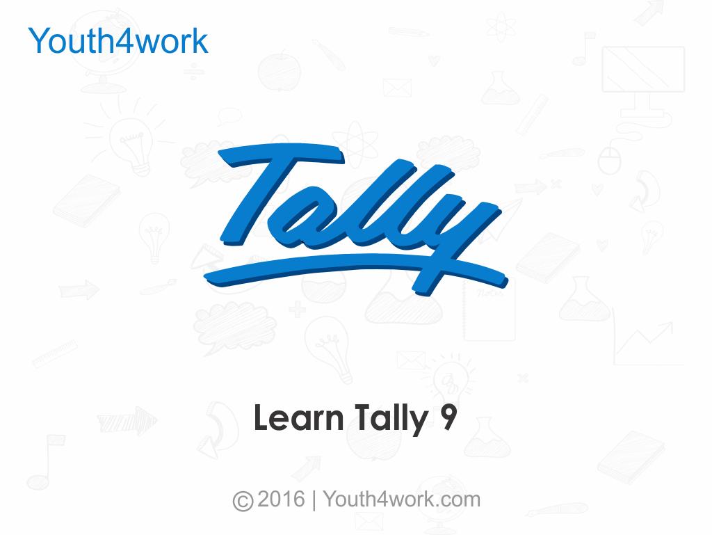 Learn Tally 9
