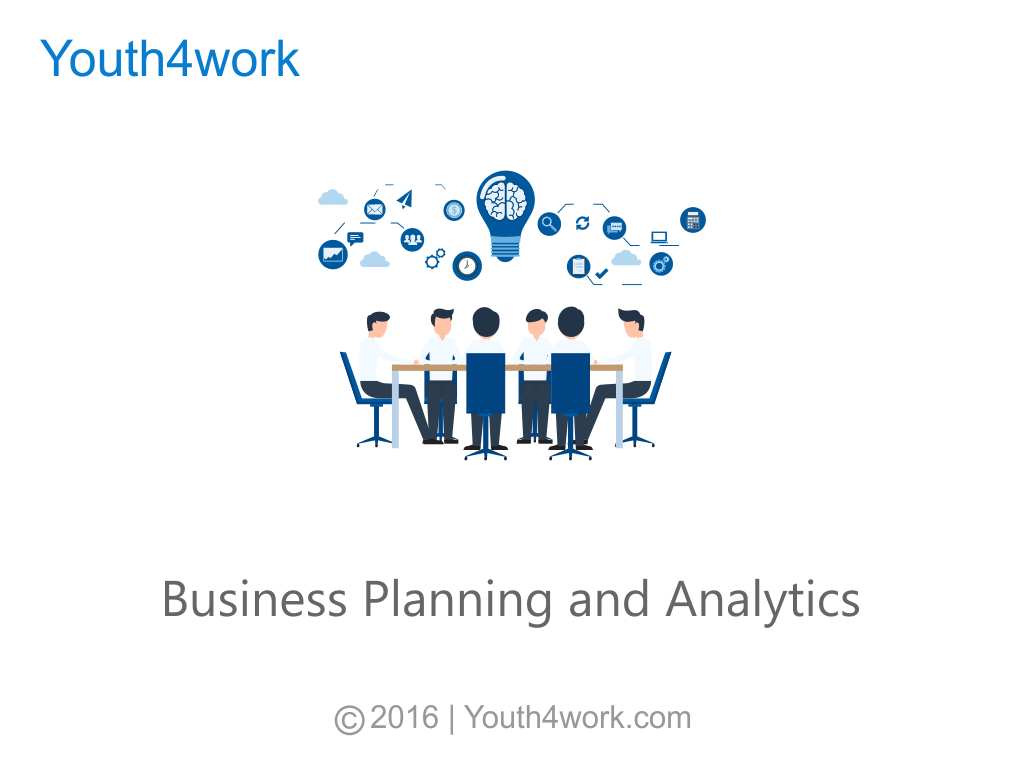 Business Planning and Analytics