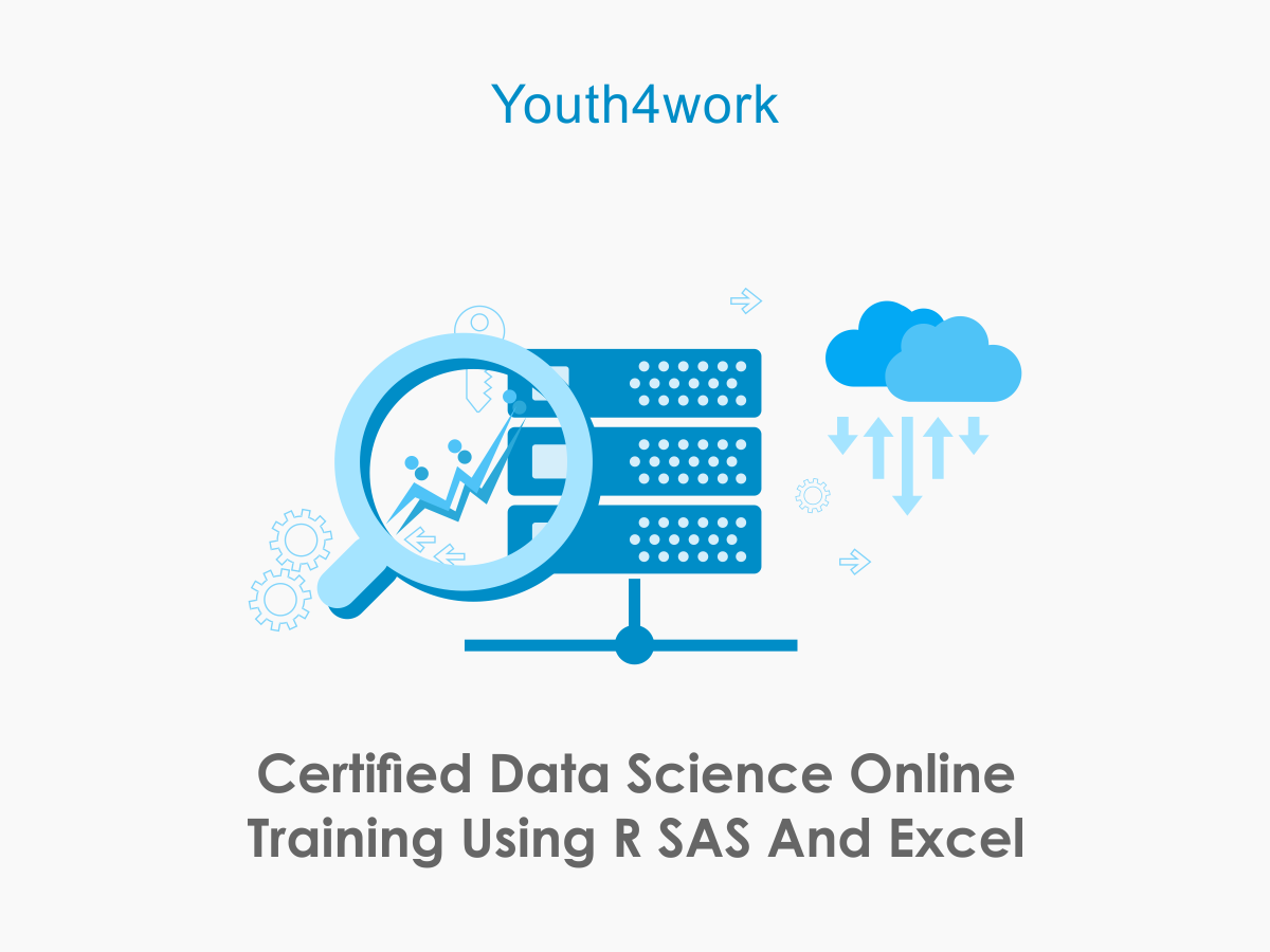 Data Science using R SAS and Excel