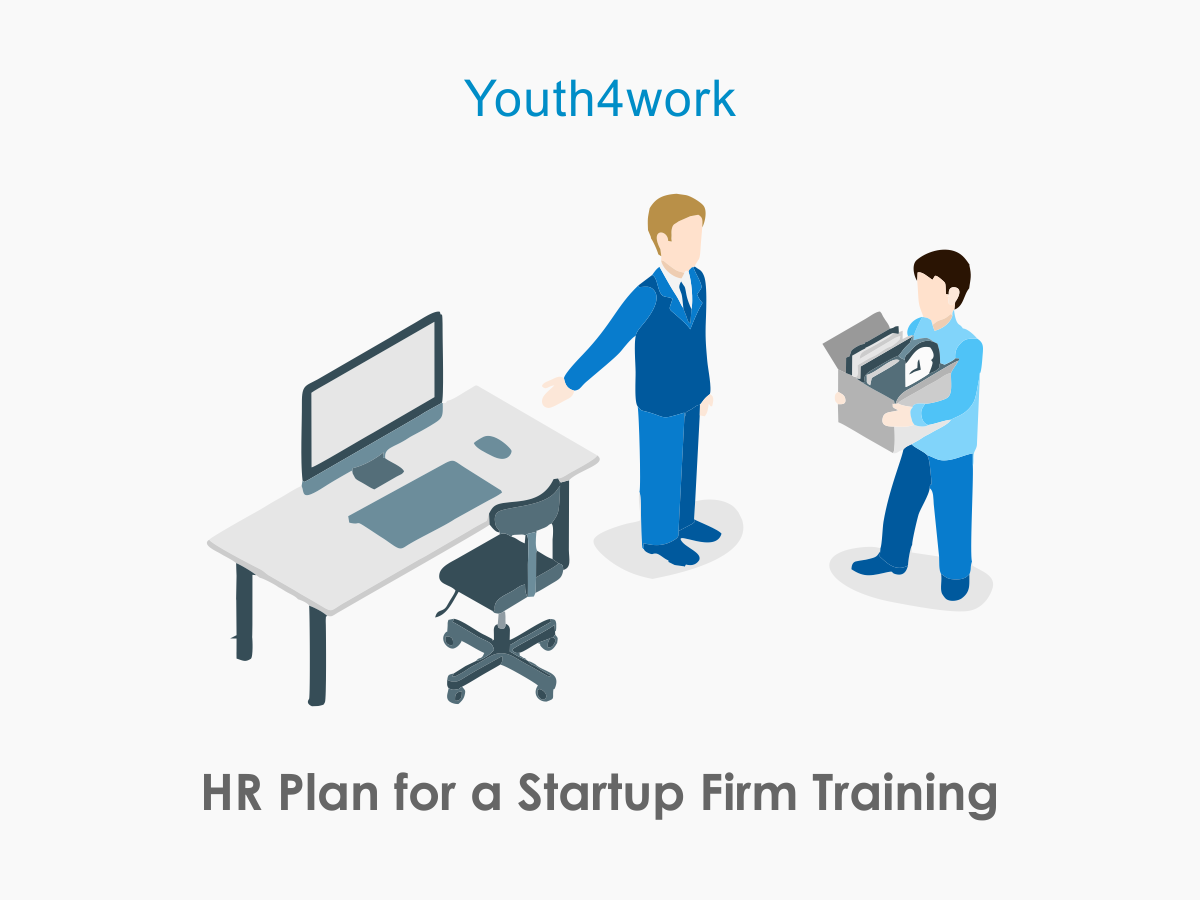 HR Plan for a Startup Firm Training