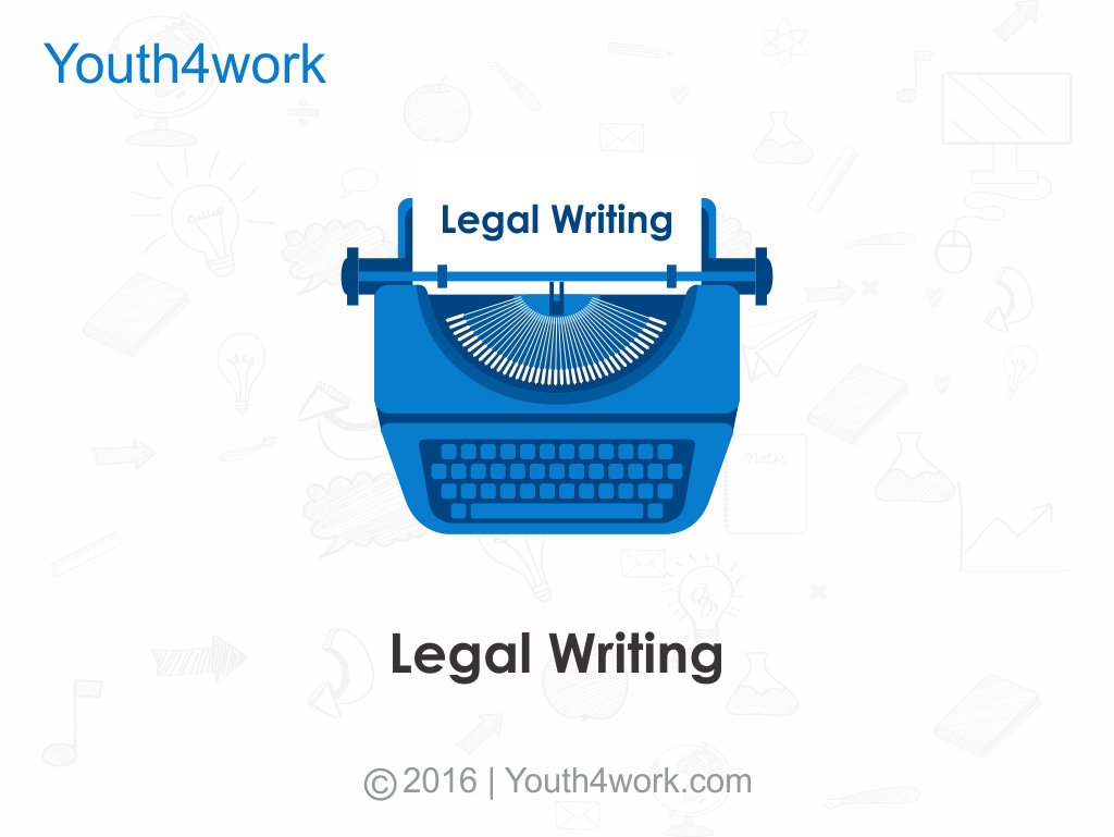 Learn Legal Writing