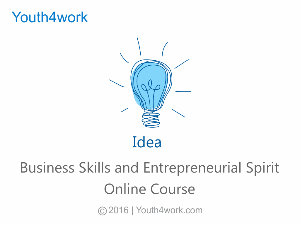 Business Skills and Entrepreneurial Spirit Course