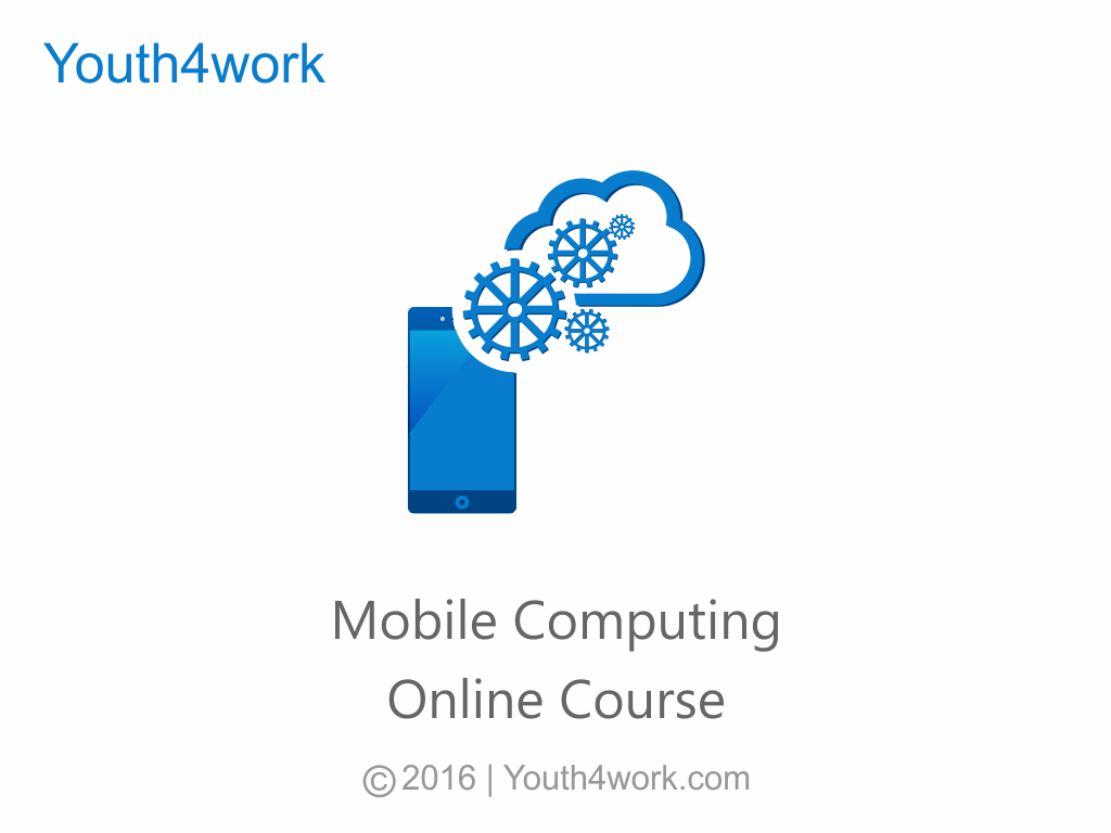 Mobile Computing Online Course