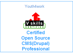 VSkills Certified Open Source CMS (Drupal) Professional