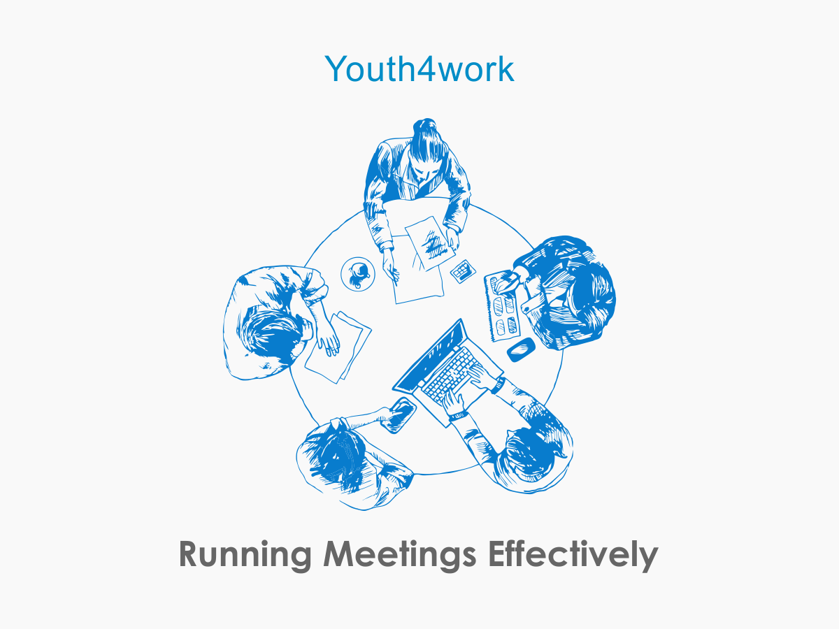 Running Meetings Effectively