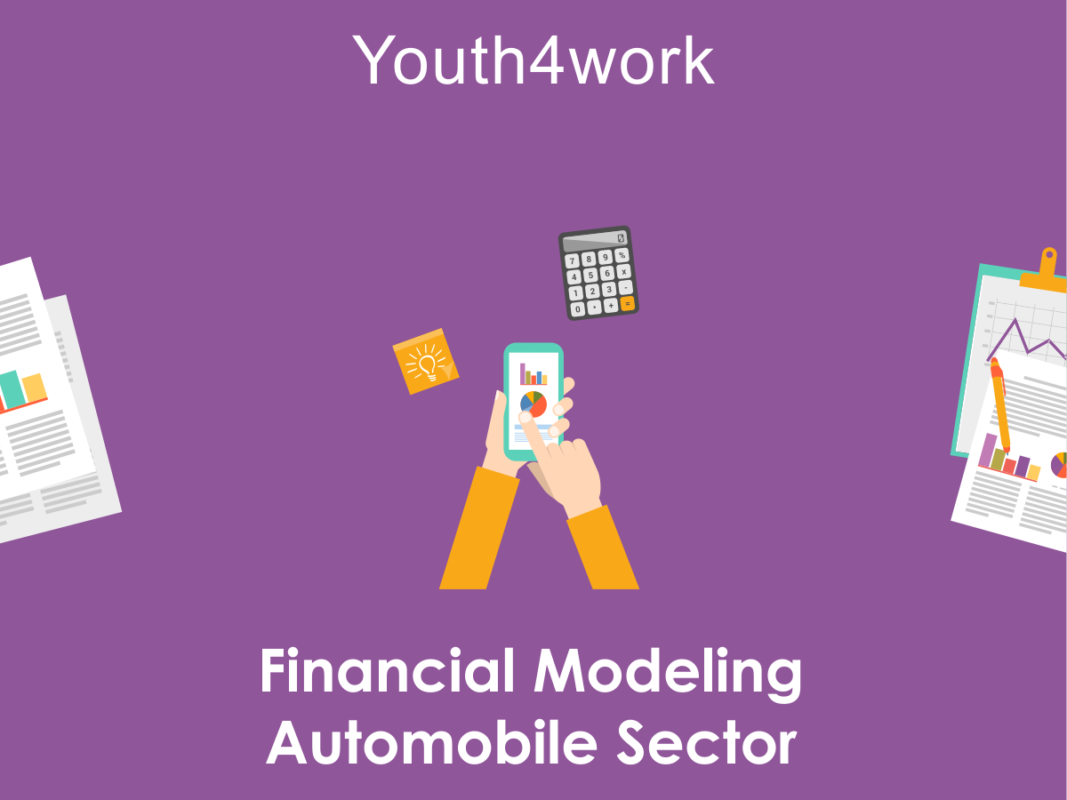 Financial Modelling Automobile Sector Online Course