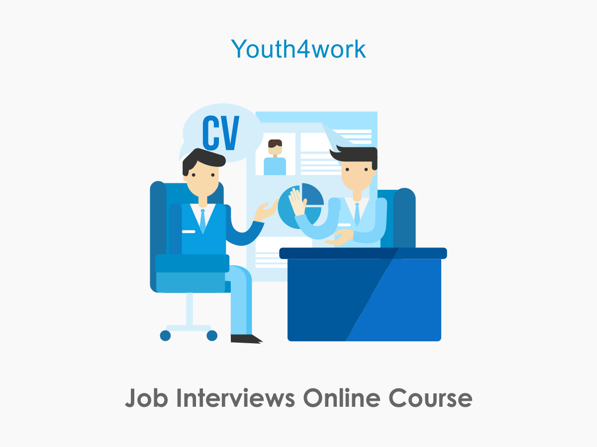 Job Interviews course-With Certificate