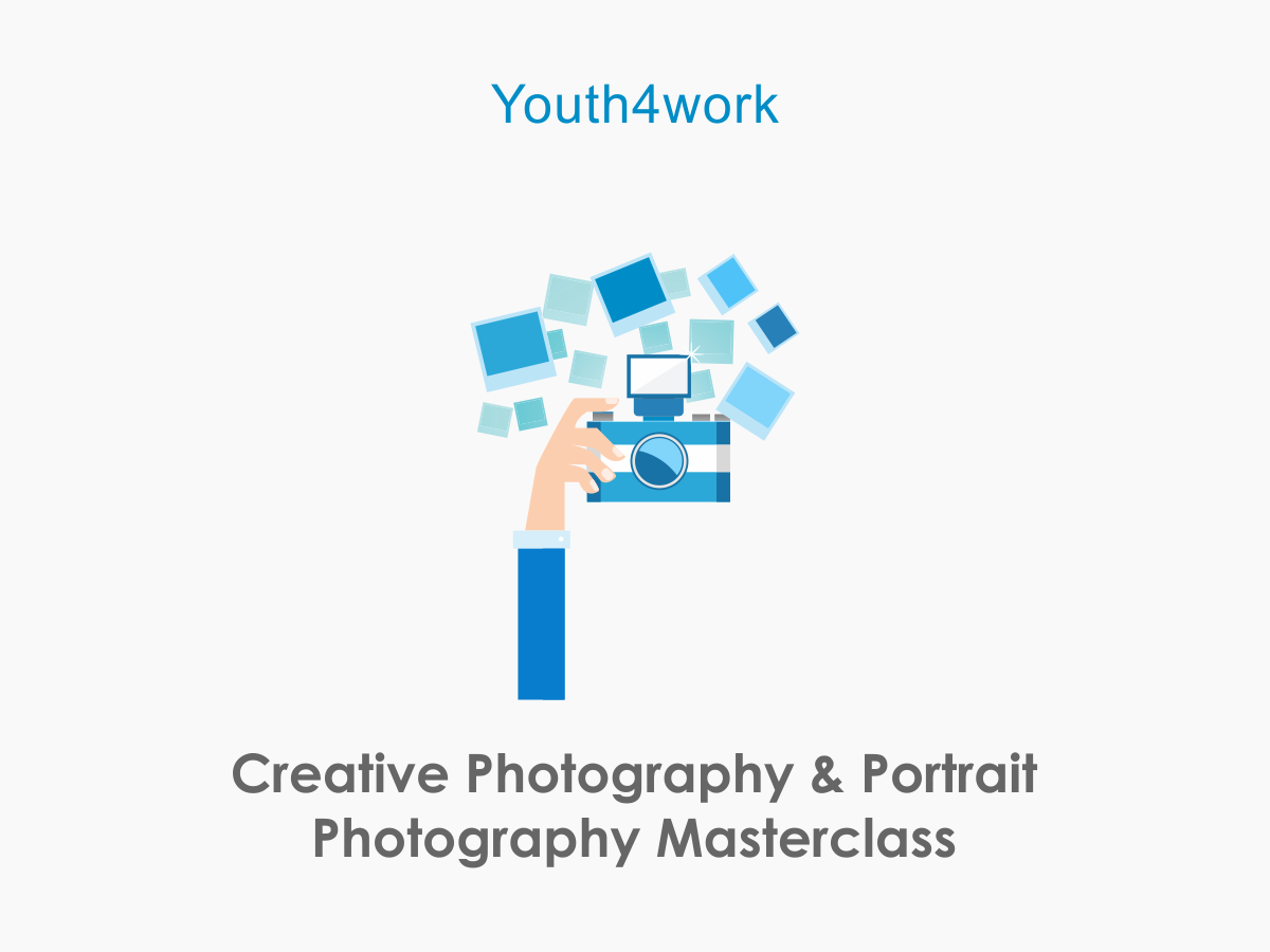 Photography And Portrait Photography Masterclass 2017