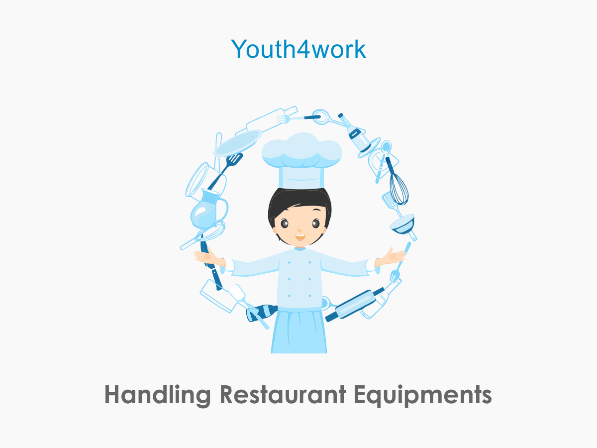 Handling Restaurant Equipments