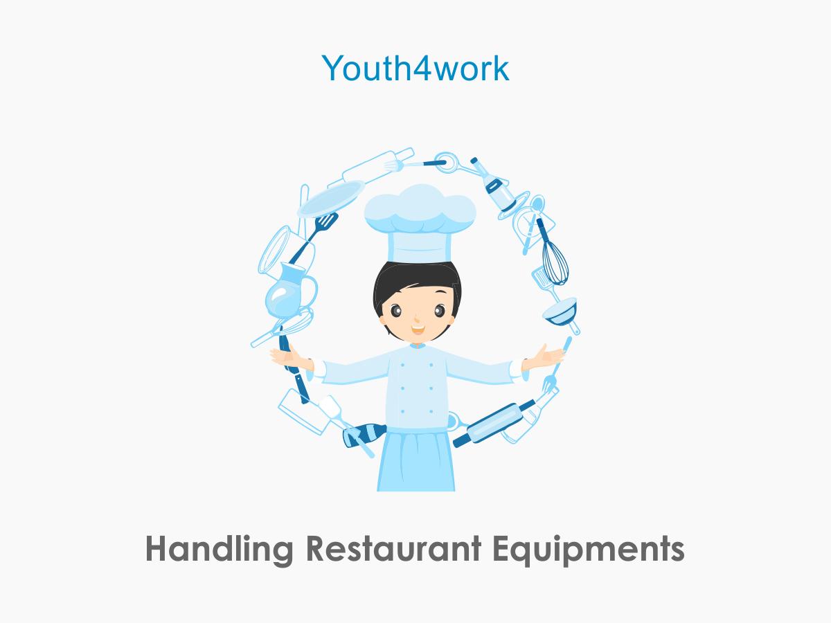 Handling Restaurant Equipments