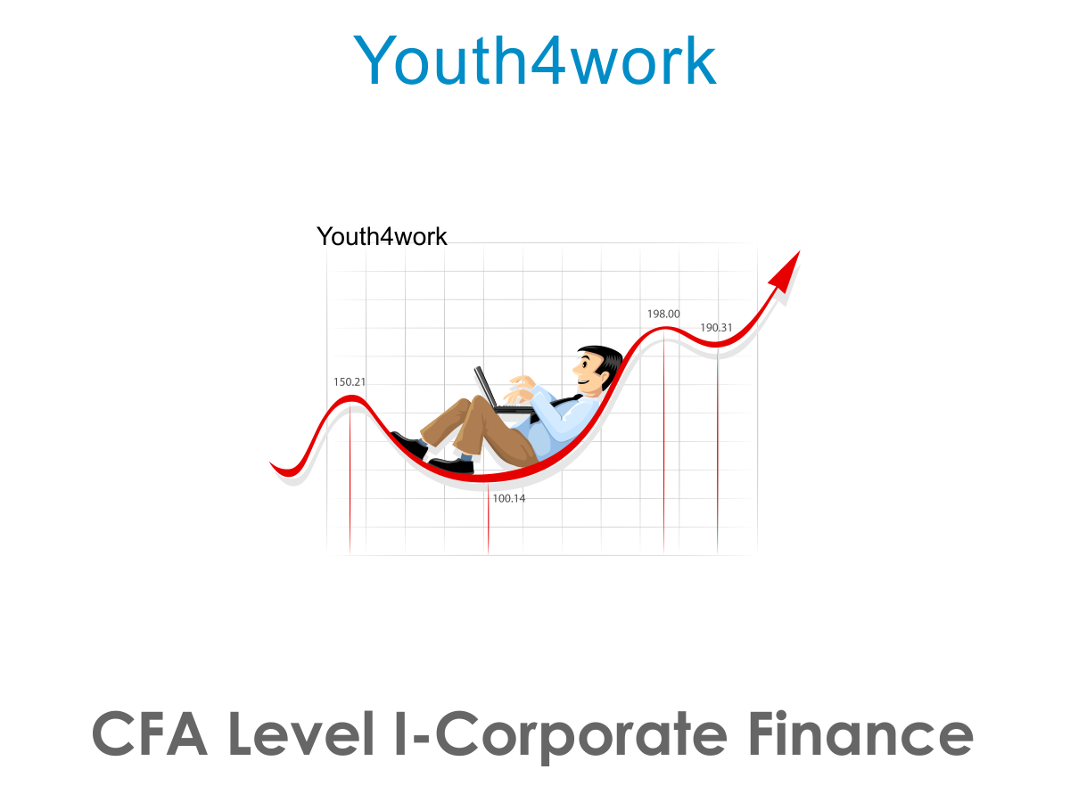 CFA Level I - Corporate Finance